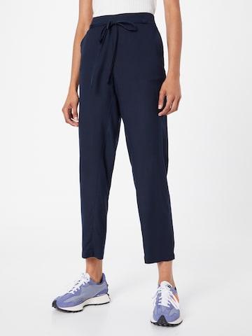 Pantaloni de la TOM TAILOR pe albastru