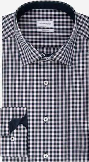 SEIDENSTICKER Business Hemd ' Regular ' in dunkelblau, Produktansicht