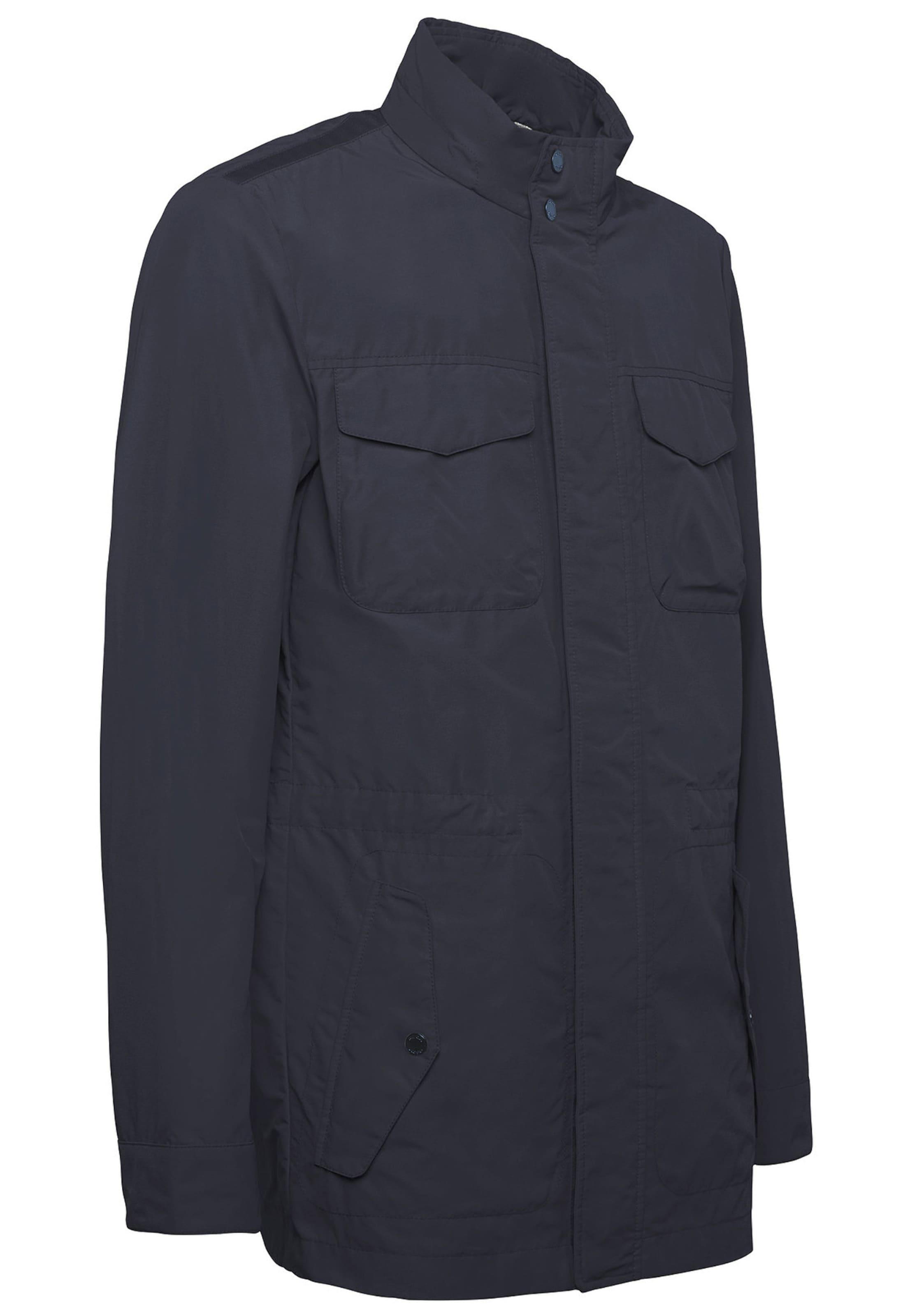 GEOX Jacke in nachtblau Unifarben 015401300160728