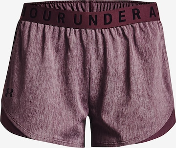 UNDER ARMOUR Sporthose 'Play Up' in Lila