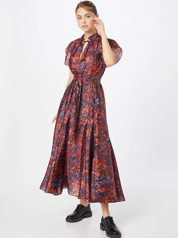 Samsoe Samsoe Jurk 'Karookh' in Gemengde kleuren