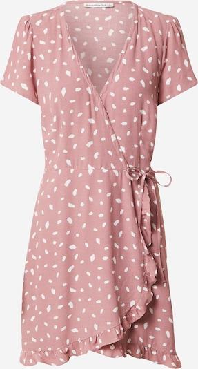 Abercrombie & Fitch Haljina u roza / bijela, Pregled proizvoda