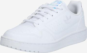 ADIDAS ORIGINALS Sneaker 'NY 90 J' in Weiß