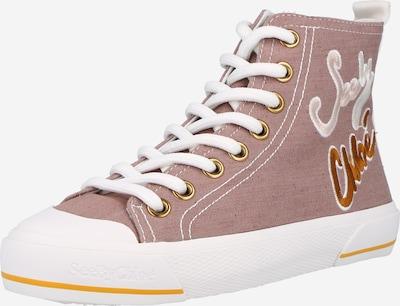 See by Chloé Låg sneaker 'ARYANA' i gammalrosa / vit, Produktvy