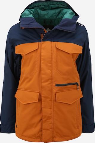 BURTON Sport-Jacke in Blau