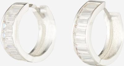 Lauren Ralph Lauren Náušnice - stříbrná / průhledná, Produkt