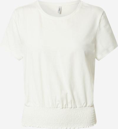 ONLY Tričko 'DREA' - bílá, Produkt