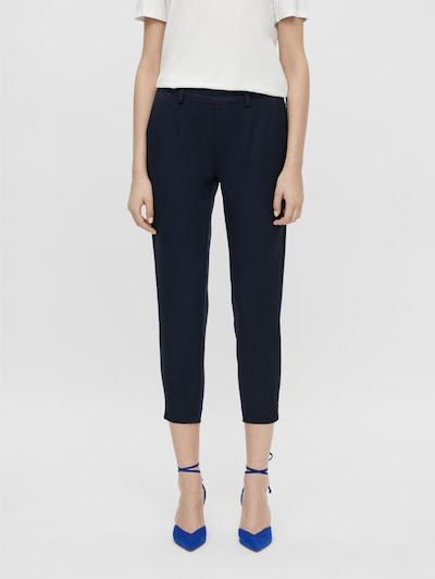 OBJECT Hose 'LISA' in nachtblau, Modelansicht
