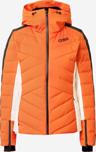 Geacă sport Colmar pe portocaliu / alb, Vizualizare produs