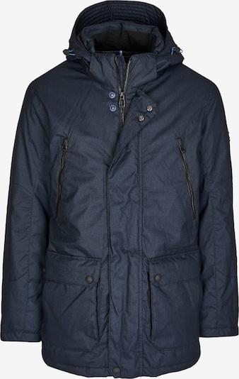 CALAMAR Winterjas in de kleur Donkerblauw, Productweergave