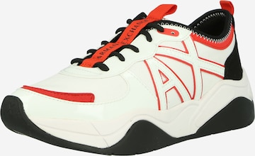 ARMANI EXCHANGE Sneakers in White