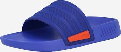 királykék / világos narancs ADIDAS PERFORMANCE Strandcipő 'RACER', Termék nézet