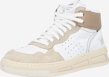 WOMSH Sneaker high i hvit