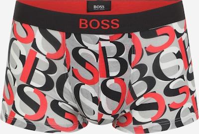BOSS Boxerky - sivá / červená / čierna, Produkt