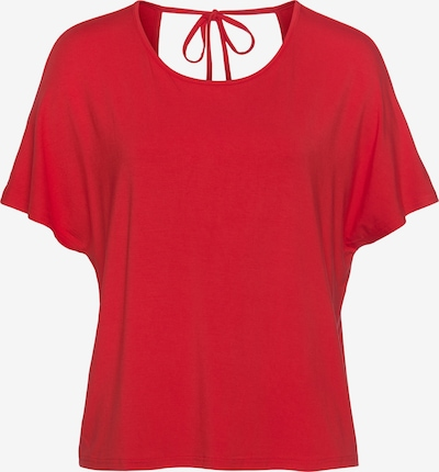 VIVANCE Shirt in Red, Item view
