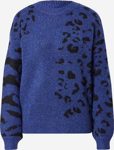 VILA Jersey 'ALIA' en azul real / negro, Vista del producto