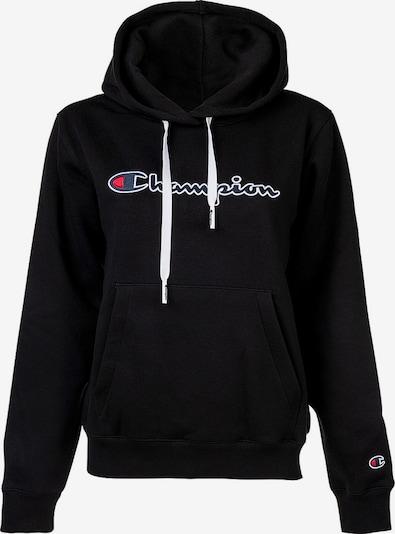 Champion Authentic Athletic Apparel Sweatshirt in nachtblau / hellrot / schwarz / weiß, Produktansicht