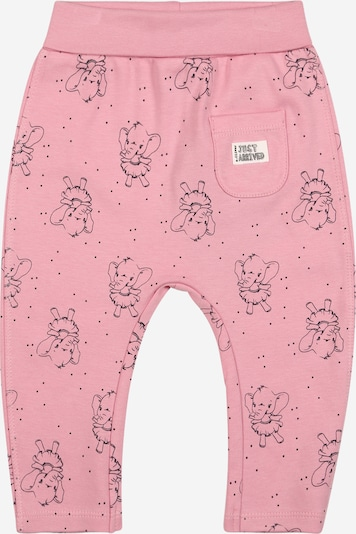 s.Oliver Junior Leggings in nachtblau / rosé, Produktansicht