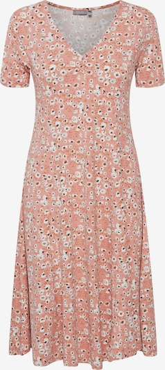 Fransa Kleid mit Allover Print in rosa / weiß, Produktansicht