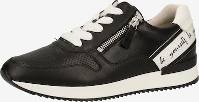 GABOR Sneakers in Black / White, Item view
