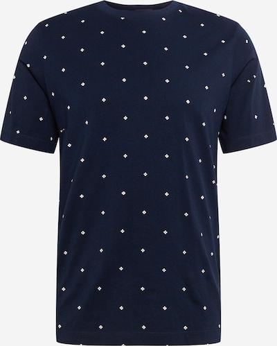 SCOTCH & SODA Shirt in de kleur Navy / Wit, Productweergave