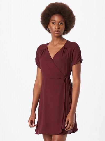 VERO MODA Kleid 'Poel' in rotviolett, Modelansicht