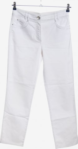 GERRY WEBER Pants in S in White