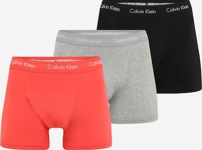 szürke / piros / fekete / fehér Calvin Klein Underwear Boxeralsók, Termék nézet