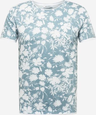 Key Largo Shirt 'BROWSER' in pastellblau / weiß, Produktansicht