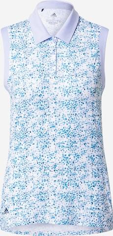 balta adidas Golf Sportiniai marškinėliai be rankovių
