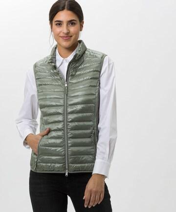 BRAX Vest 'GENF' in Green
