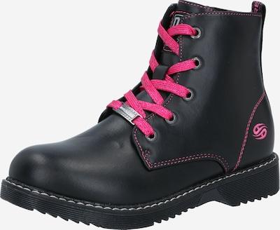 Dockers by Gerli Boots in pink / schwarz, Produktansicht