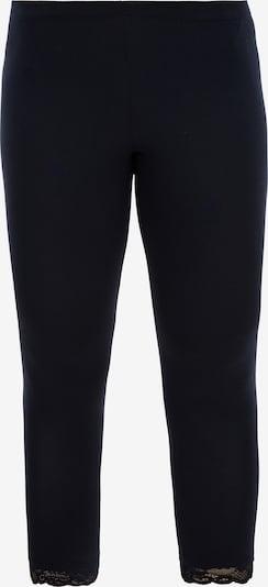 TRIANGLE Leggings in nachtblau, Produktansicht