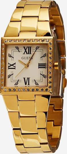 GUESS Analog watch 'CHATEAU' in gold, Item view