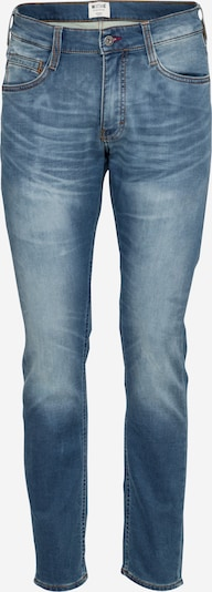 Jeans 'Oregon Tapered K' MUSTANG di colore blu denim: Vista frontale