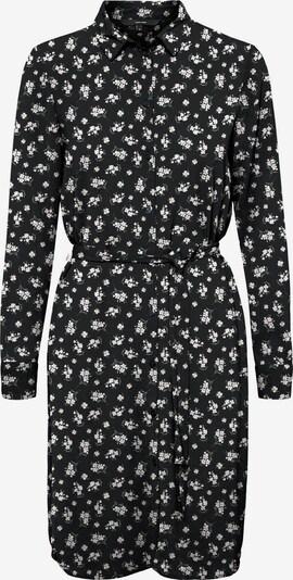 Rochie tip bluză 'SAGA' VERO MODA pe oliv / negru / alb, Vizualizare produs