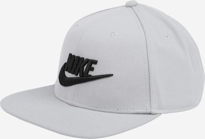 Nike Sportswear Cap 'FUTURA PRO' in hellgrau / schwarz, Produktansicht