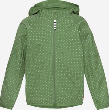 Veste fonctionnelle 'Pete' Racoon Outdoor en vert