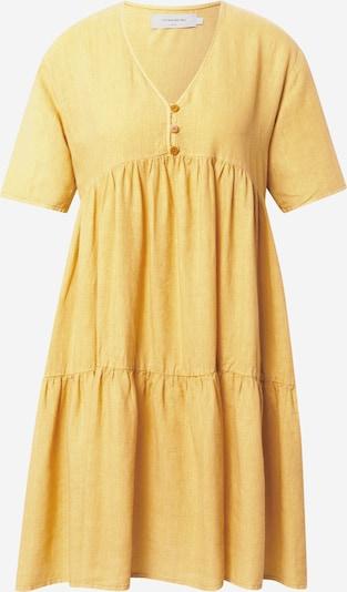 Thinking MU Kleid 'FRESIA' in senf, Produktansicht