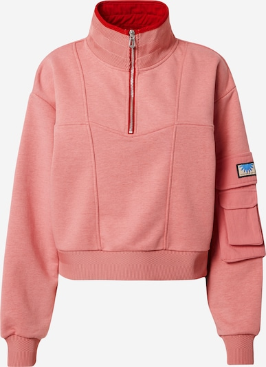 rózsaszín SCOTCH & SODA Tréning póló 'Pop Over', Termék nézet