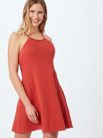 Ragwear Kleid 'SERAFINA' in rot, Modelansicht