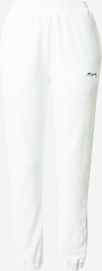 Hey Honey Sporthose 'TERRY' in schwarz / weiß, Produktansicht