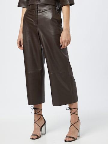 Pantalon 'Chang' Someday en marron