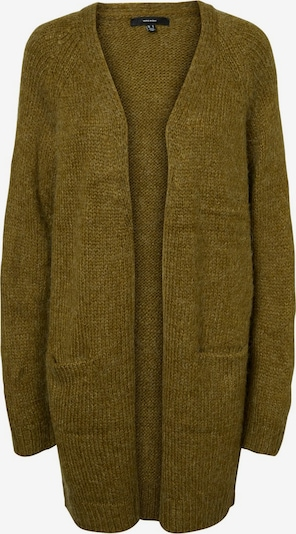 VERO MODA Gebreid vest 'Noma' in de kleur Riet, Productweergave