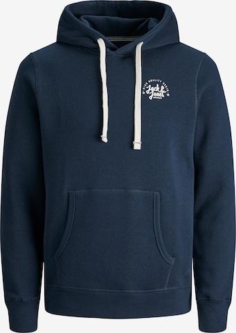 Sweat-shirt 'Kimbel' JACK & JONES en bleu