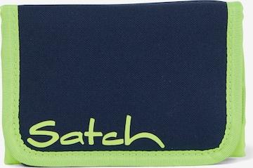 Porte-monnaies Satch en bleu