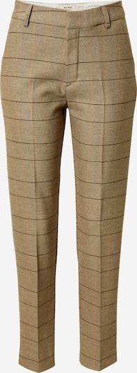 MOS MOSH Pantalon 'Drew Josie' en noisette / brun foncé / orange, Vue avec produit