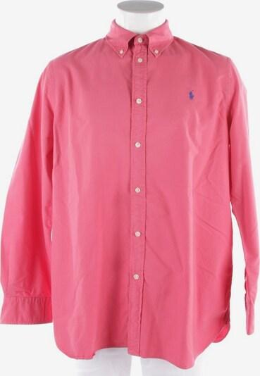POLO RALPH LAUREN Freizeithemd / Shirt / Polohemd langarm in XL in puder, Produktansicht