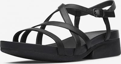 CAMPER Sandalen ' Minikaah ' in schwarz, Produktansicht