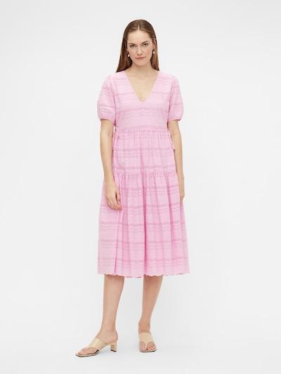 Rochie de vară 'Eva' Y.A.S pe roz deschis, Vizualizare model